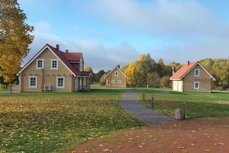 The MAIN HOUSE  place No. 1 - Birštonas