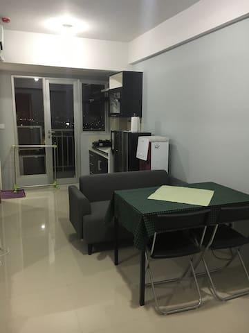 Apartment at Bintaro Parkview Jakarta Selatan