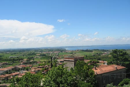 Amazing Garda lake view Villa - Cavaion Veronese - 別墅