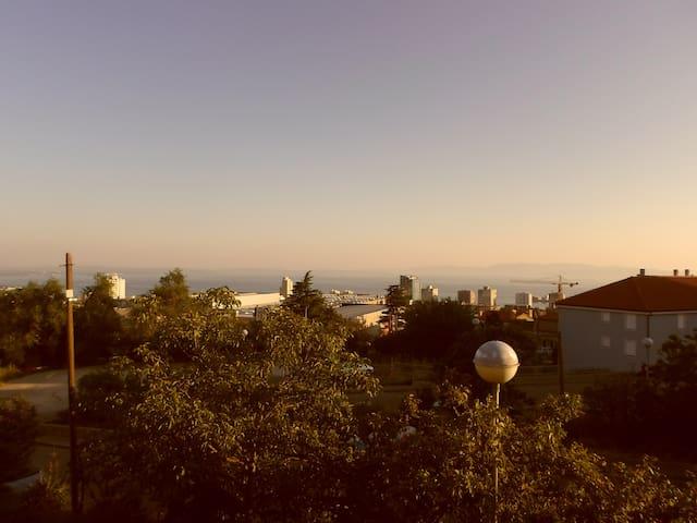 Double room,  Trsat, Rijeka, Vjekoslava Dukica 10 - Rijeka - Bed & Breakfast