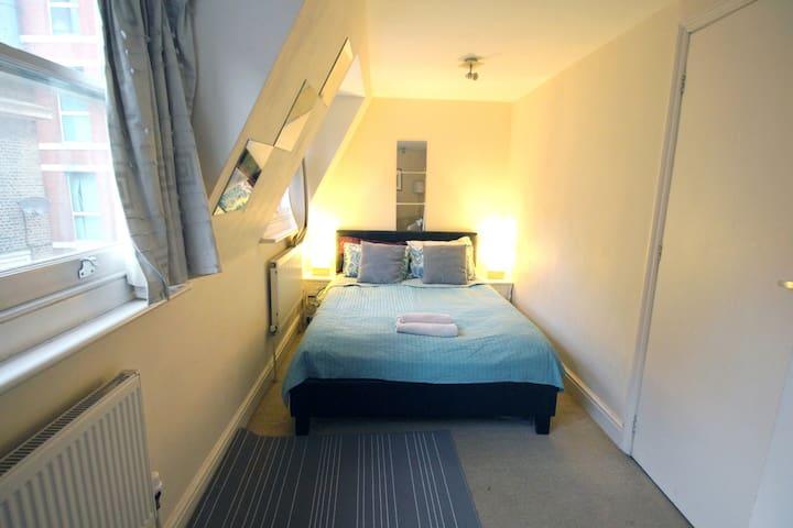Amazing Location BigBen Double Room - Londres - Casa