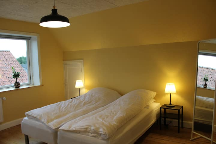 Lintrup Bed and breakfast
