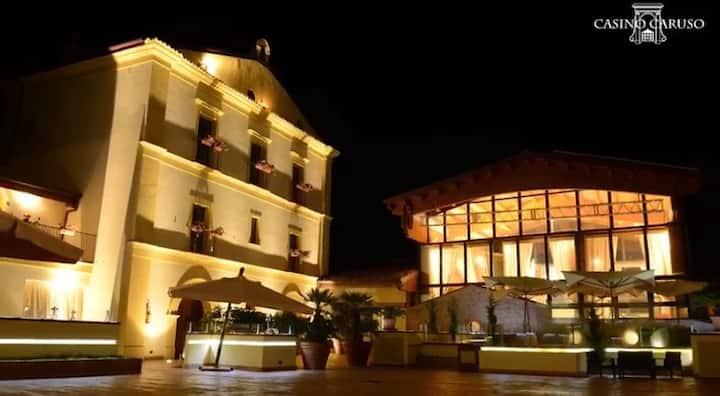Casino Caruso - Stanze in struttura a Corigliano