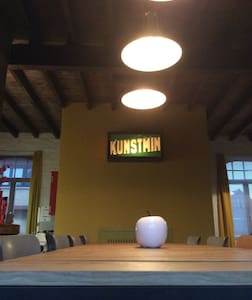 Kunstmin is a lovely guest house and family b&b - Zonnebeke - Szoba reggelivel