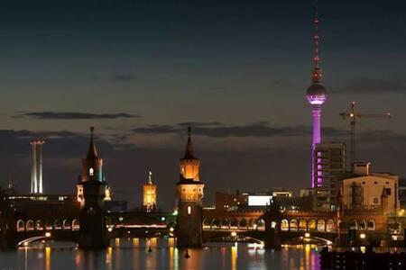 Berlin erleben vom Prenzlauer Berg! - Berlino - Appartamento