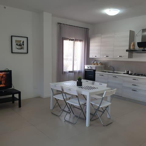 Appartamento in Villa PT Trecastelli Senigallia