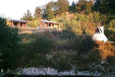 Paris Montana® Luxury Cabin on Rock Creek - Roberts - Cabin
