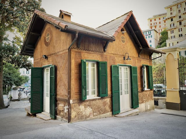 PICTURESQUE COTTAGE ACQUARONE (CITY CENTER)