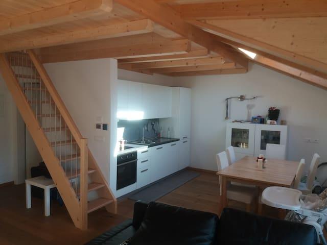 A-LUX WEITENTAL appartamento su due livelli
