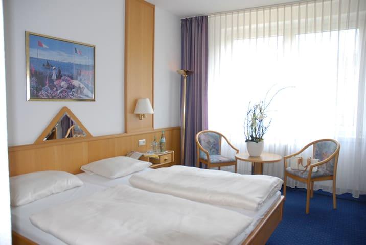 Waldhotel Berghof (Luisenthal) - LOH05569, Doppelzimmer