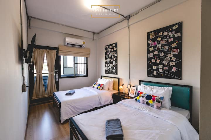 Post Factory Bed & Breakfast on Sathorn