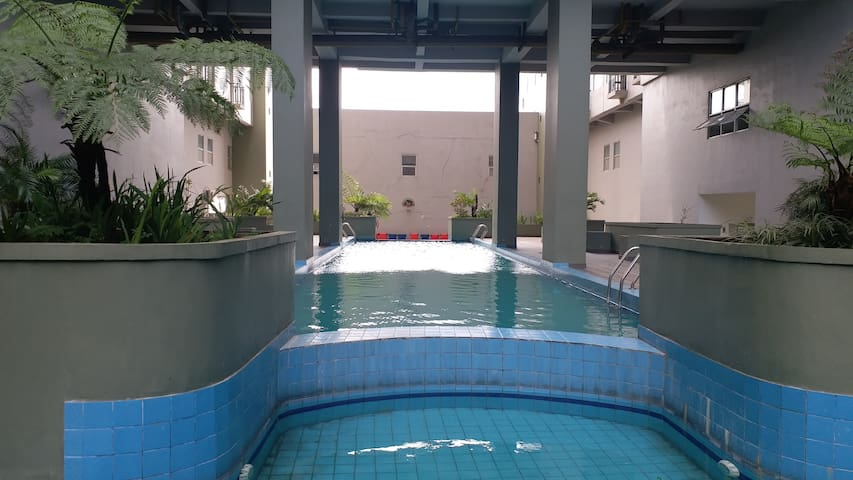 Apartemen Grand Asia Afrika  studio full furnished