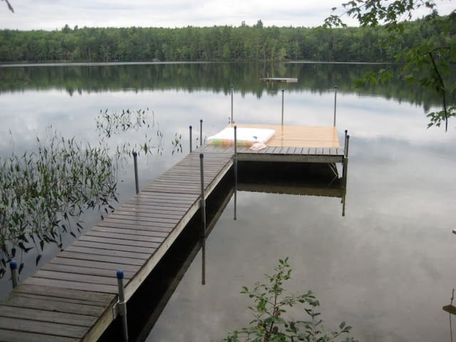 5BR Waterfront House w/ Steam Room - Bridgton - Dům