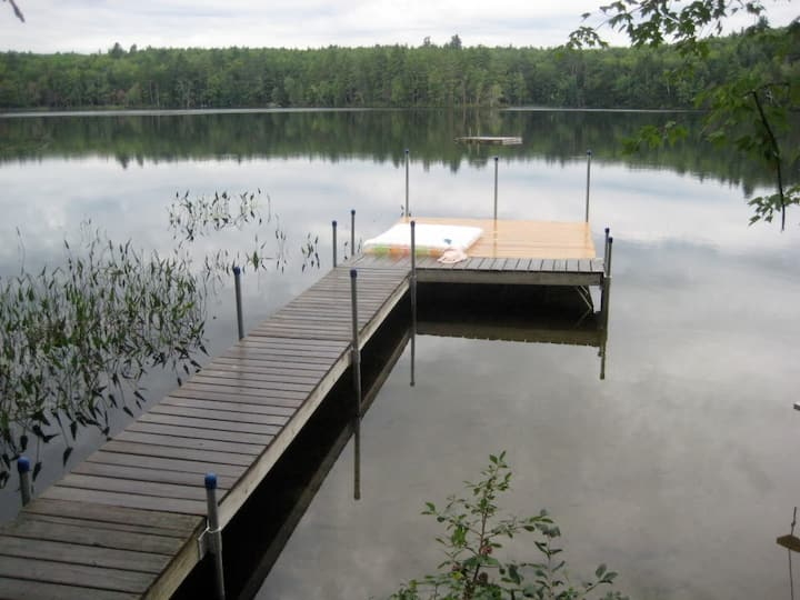 5BR Waterfront House w/ Steam Room