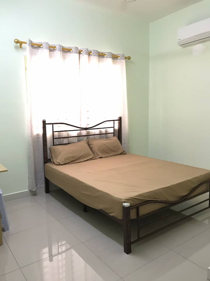 RM30/day BUDGET ROOM2.[FREE WIFI+PRIVATE BATHROOM]