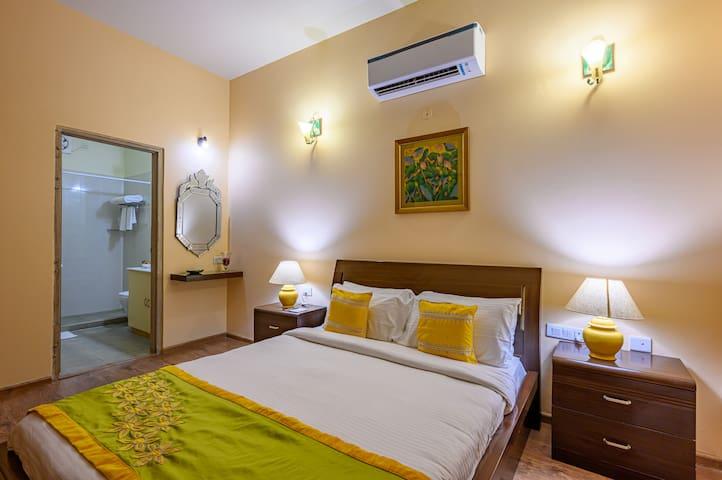 The Duplex - bedroom