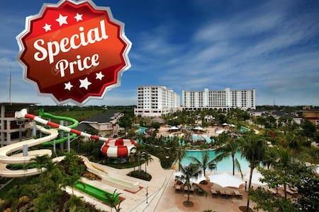 SPECIAL PRICE!✨ 2BR Suite at Jpark Resort Mactan