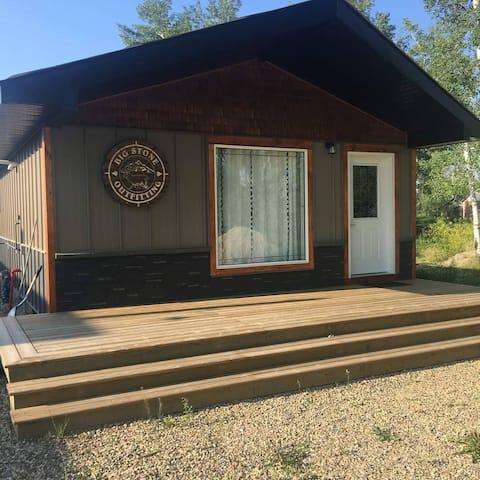 Four Season Private Cabin