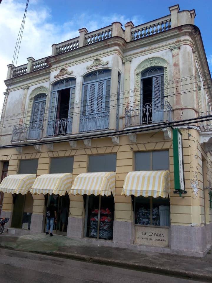 Hostal L'Italica - apto 2, Manzanillo, Cuba