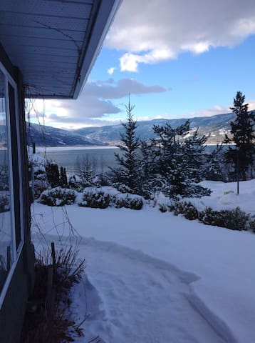 Eagle view - Salmon Arm - Casa