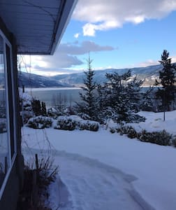 Eagle view - Salmon Arm
