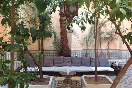 Cozy room in Marrakech Medina - Marrakesh - House