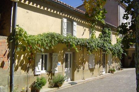 la maison de Rose - Saint-Hilaire - 自然小屋