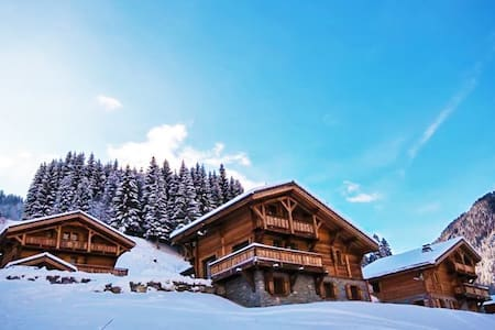 Cozy chalet 200m from the slopes - St Jean d'Aulps