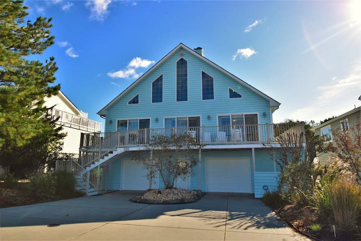 Large Cape Shores home with State Park Views!