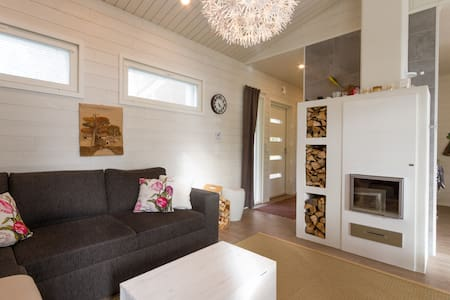 Villa Norvajärvi - Rovaniemi