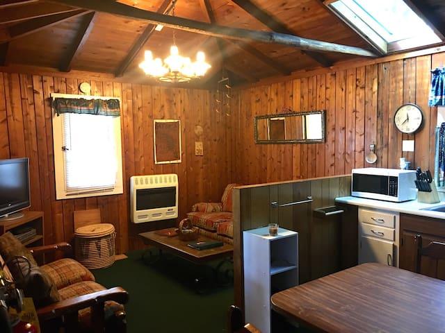 Karibu Cabin at Sandy Point Resort near Minocqua