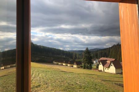 Domek W Górach Jaworzynka Krezelka