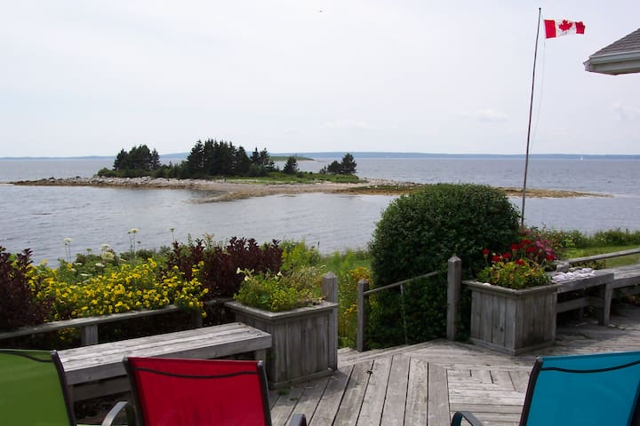 FALL COLOURS - OCEANFRONT Comfort-DOG FRIENDLY