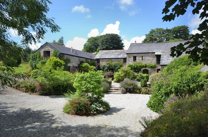 Rosemary Cottage. 4 Star Gold Award - Liskeard - House