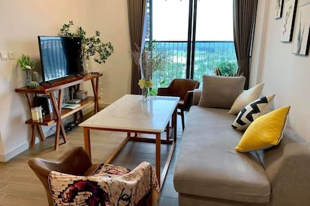 Honey homestay - nice view ecopark apartment