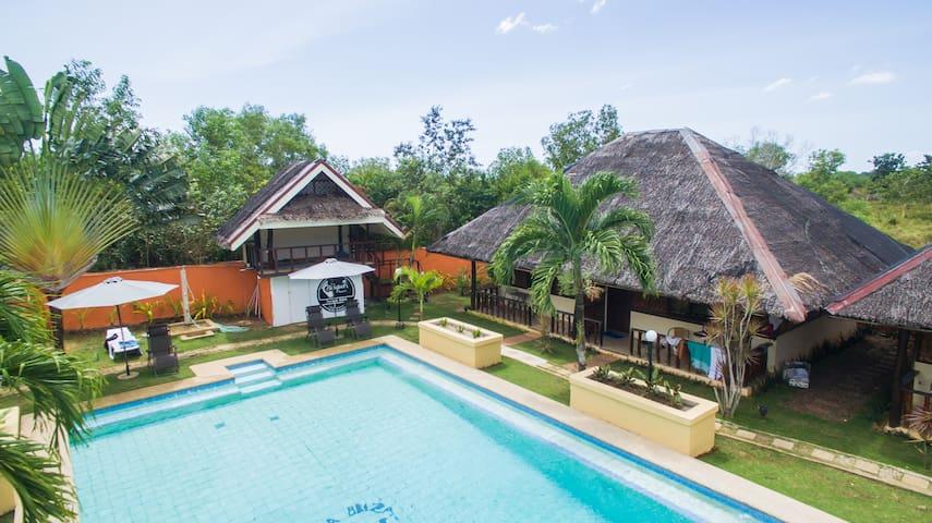 The Barefoot Alona Resort- Double Room 3