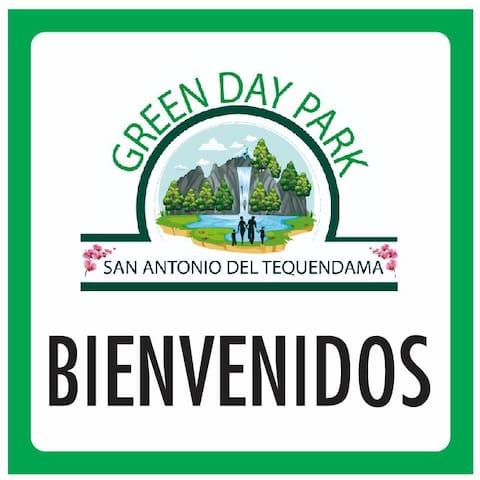 Parque ecológico PRIVADO, para la UNIÓN FAMILIAR