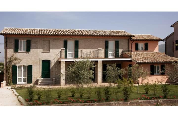 Casa di campagna nel cuore dell'Umbria, 2 bedrooms