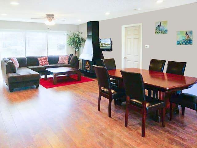 3 Bedroom Executive Home Prime Atlanta Location