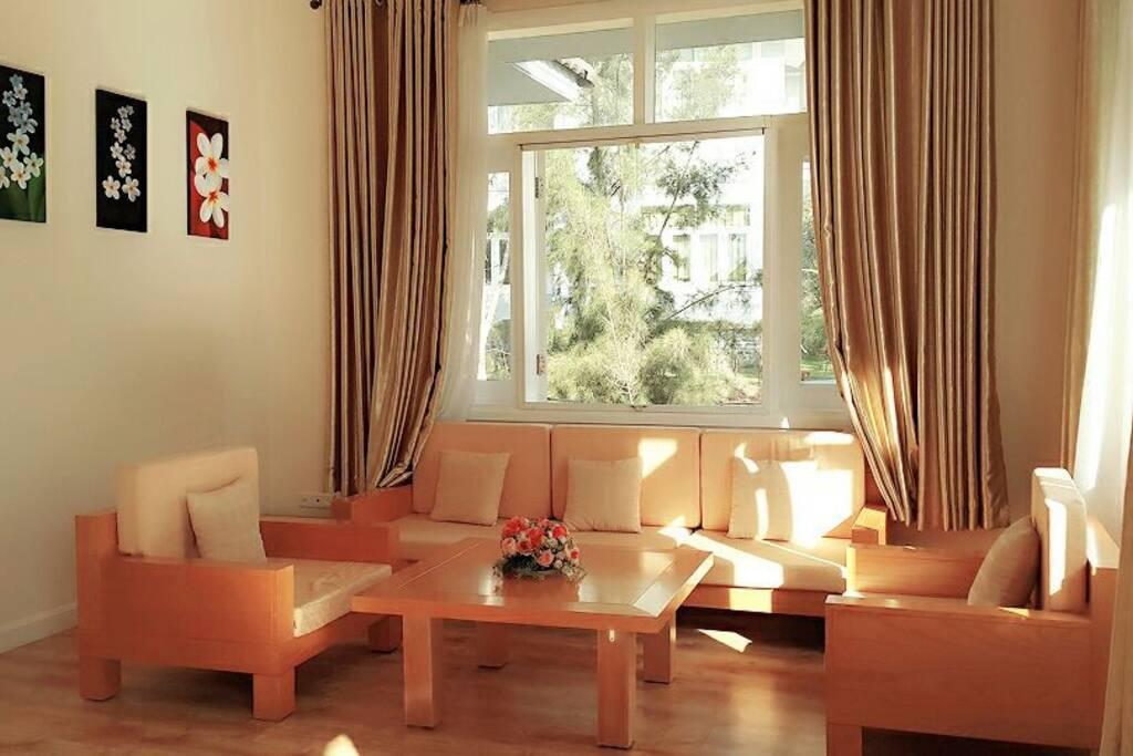Upstair living room