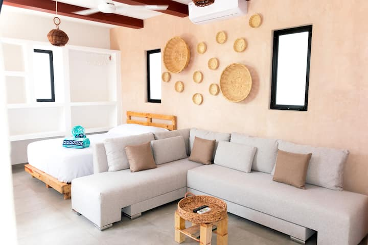 Boho Chic Loft (Comfortable) with Pool - NEW (1)