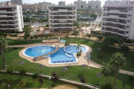Apartamento de descanso en arenales del sol - Wohnung