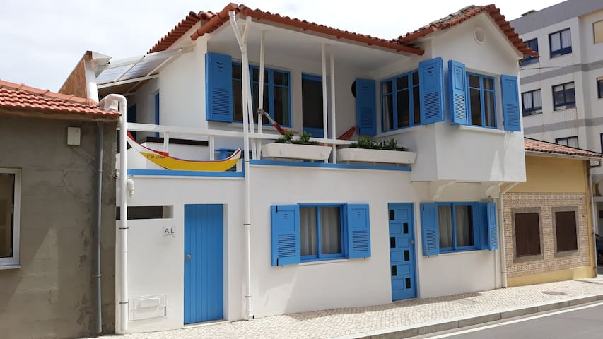 Room with private bathroom in Marias Hostel & Surf