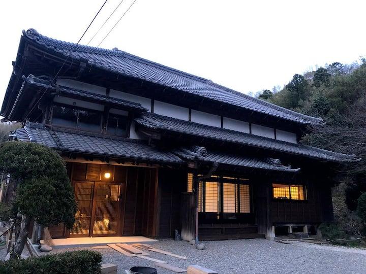 ゲストハウス・蓮(れん)/古民家一棟丸貸し (2LDK・120平米)