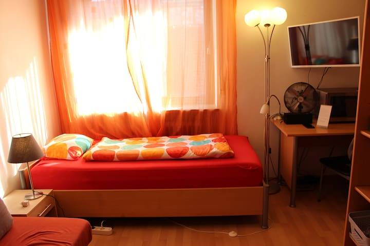 Apartment in the heart of Erlangen,WIFI, Netflix
