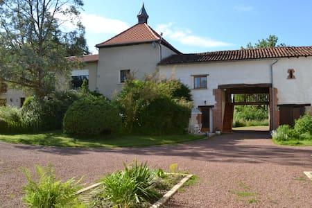 Au Logis des Arts - Nervieux - Bed & Breakfast