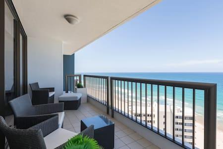 25th Floor Longbeach Luxury with full Ocean Views!