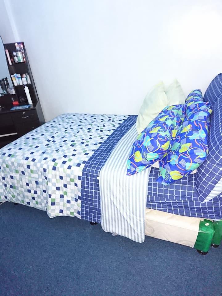 Bedroom for 2-3 (+20% OFF DISCOUNT)
