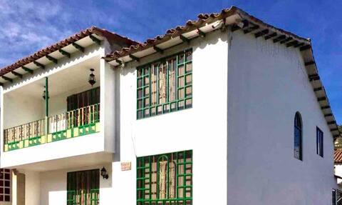 Monguí Real Apartamento (Apartment)