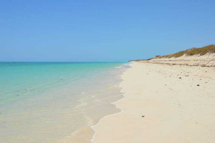 Kokoa Sands : 4 000m² sur le lagon d'Ankasy